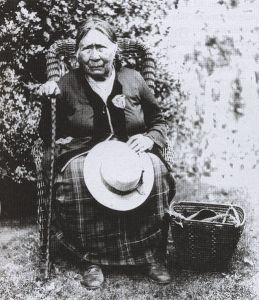 Squamish woman