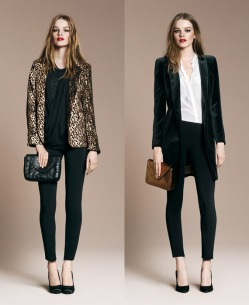All outfits by Zara
